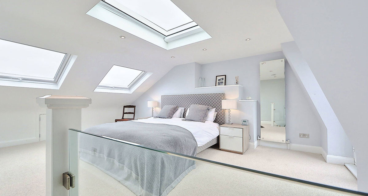 Everest flat roof loft conversions